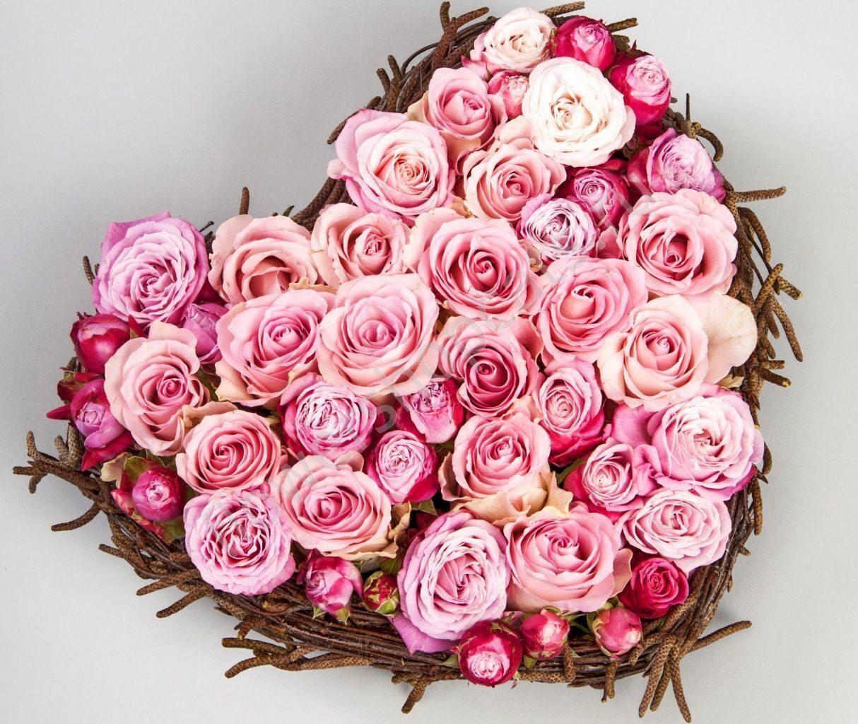 Доставка цветов и букетов по Москве и области сеть доставки цветов ROZA 4U 22